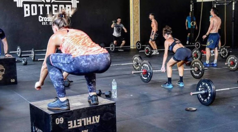 Bottega CrossFit brandizzata Hatlex